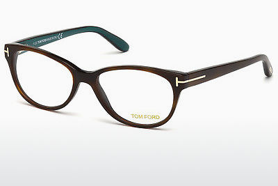משקפיים Tom Ford FT5292 052 - חום, Dark, Havana
