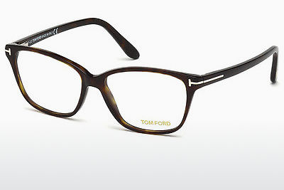 משקפיים Tom Ford FT5293 052 - חום, Dark, Havana