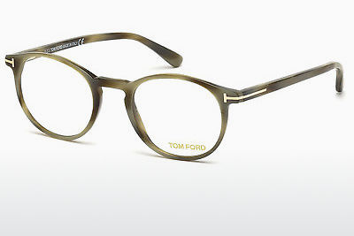 משקפיים Tom Ford FT5294 064 - קרן, Horn, Brown