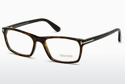 משקפיים Tom Ford FT5295 52A - חום, Dark, Havana