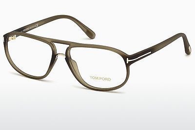 משקפיים Tom Ford FT5296 046 - חום, Bright, Matt