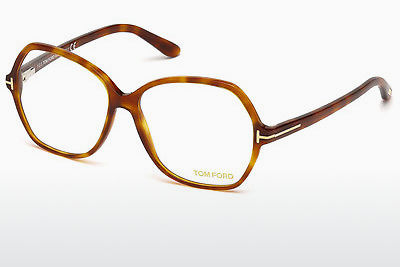 משקפיים Tom Ford FT5300 053 - הוואנה, Yellow, Blond, Brown