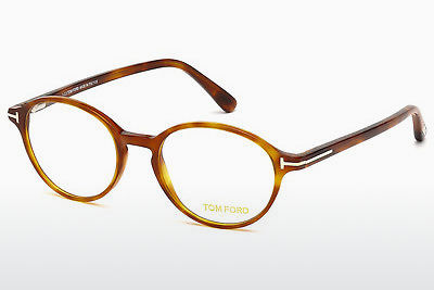 משקפיים Tom Ford FT5305 053 - הוואנה, Yellow, Blond, Brown