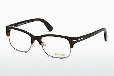 משקפיים Tom Ford FT5307 053 - הוואנה, Yellow, Blond, Brown