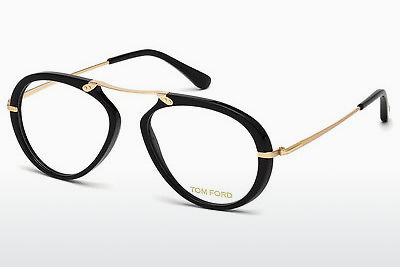 משקפיים Tom Ford FT5346 001 - שחור, Shiny