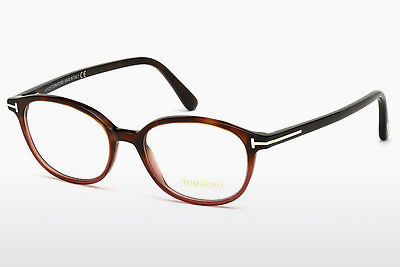 משקפיים Tom Ford FT5391 054 - הוואנה, Red