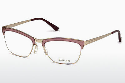 משקפיים Tom Ford FT5392 071 - בורגונדי, Bordeaux