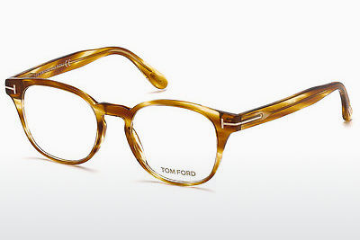 משקפיים Tom Ford FT5400 053 - הוואנה, Yellow, Blond, Brown