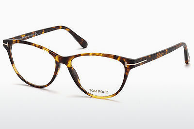 משקפיים Tom Ford FT5402 053 - הוואנה, Yellow, Blond, Brown