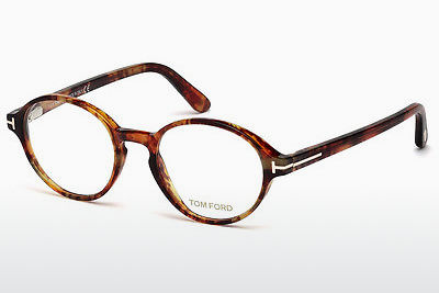 משקפיים Tom Ford FT5409 053 - הוואנה, Yellow, Blond, Brown
