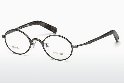 משקפיים Tom Ford FT5419 008 - אפור, Shiny