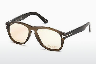 משקפיים Tom Ford FT5440-P 64E - קרן, Horn, Brown