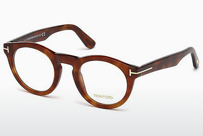 משקפיים Tom Ford FT5459 053 - הוואנה, Yellow, Blond, Brown