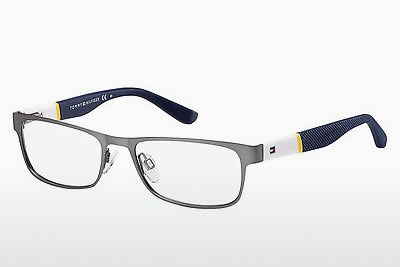 משקפיים Tommy Hilfiger TH 1284 FO5 - כסוף, לבן, צהוב, כחול
