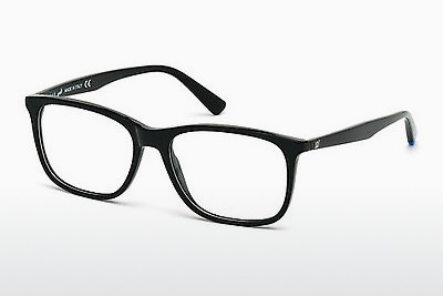 משקפיים Web Eyewear WE5180 001 - שחור, Shiny