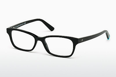 משקפיים Web Eyewear WE5183 001 - שחור, Shiny