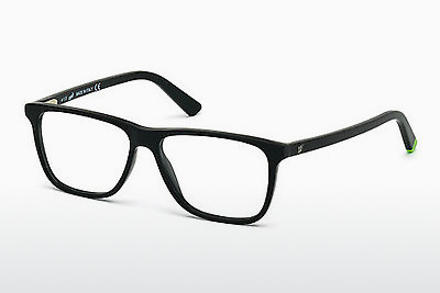 משקפיים Web Eyewear WE5184 002 - שחור, Matt