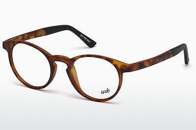 משקפיים Web Eyewear WE5186 053 - הוואנה, Yellow, Blond, Brown