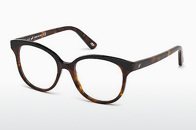 משקפיים Web Eyewear WE5196 052 - חום, Dark, Havana