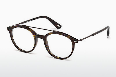 משקפיים Web Eyewear WE5204 052 - חום, Dark, Havana