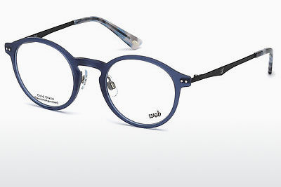 משקפיים Web Eyewear WE5207 085 - כחול, Azure, Matt