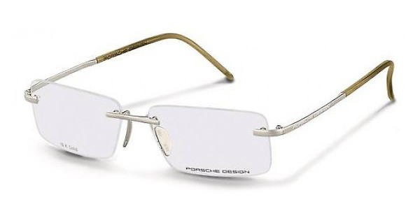 Porsche Design P8124 S2 B platinum plated