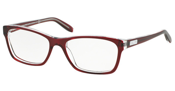 Ralph RA7039 1081 TRASPARENT RED