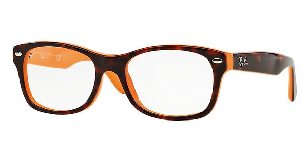 Ray-Ban Junior RY1528 3661 TOP HAVANA ON ORANGE