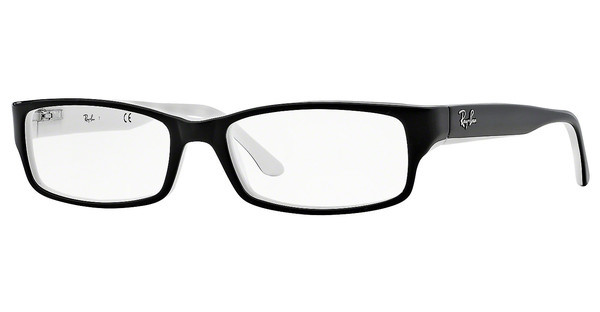 Ray-Ban RX5114 2097 BLACK/WHITE