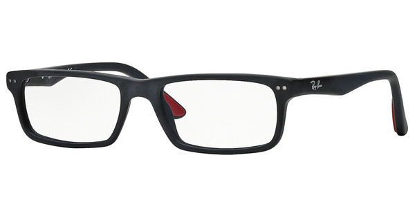 Ray-Ban RX5277 2077 SANDBLASTED BLACK