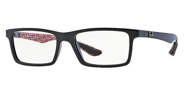 Ray-Ban RX8901 2000 SHINY BLACK
