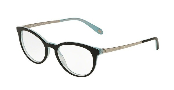 Tiffany TF2128B 8193 BLACK/STRIPED BLUE