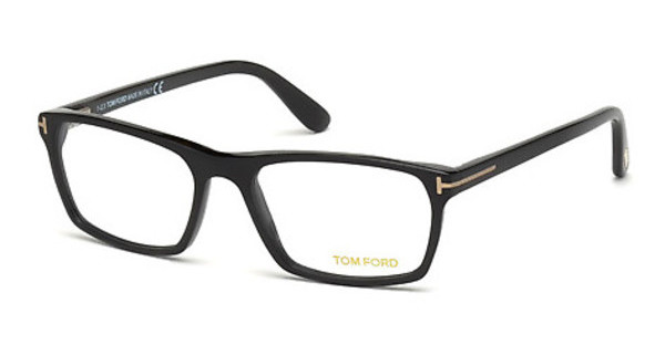 Tom Ford   FT4295 002 schwarz matt