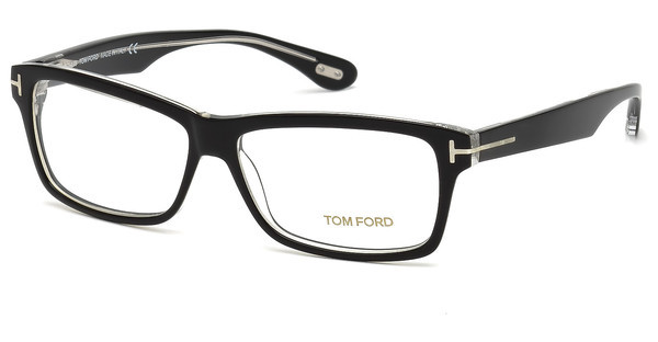 Tom Ford FT5146 003 schwarz/kristall