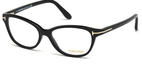 Tom Ford FT5299 001 schwarz glanz