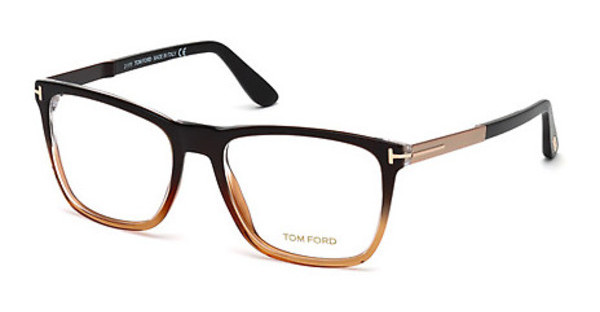 Tom Ford FT5351 050 braun dunkel