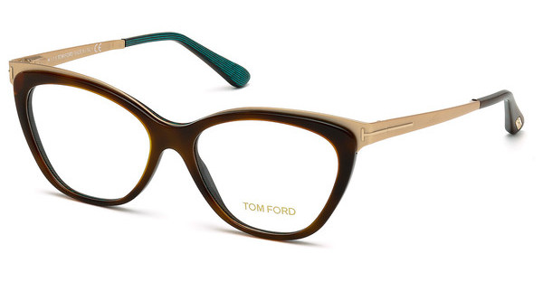 Tom Ford FT5374 052 havanna dunkel