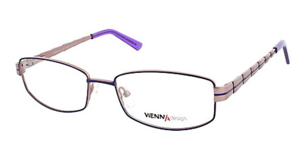 Vienna Design UN469 03 matt purple/matt pink