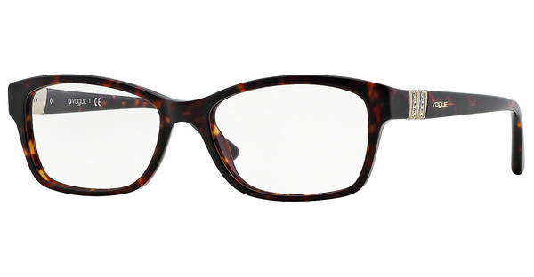 Vogue VO2765B W656 DARK HAVANA