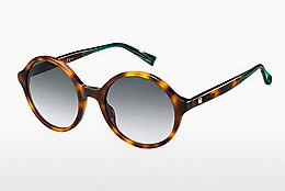 משקפי שמש Max Mara MM LIGHT IV 05L/44 - חום, הוואנה