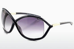 משקפי שמש Tom Ford Whitney (FT0009 0B5) - אפור