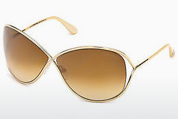 משקפי שמש Tom Ford Miranda (FT0130 28F) - זהב