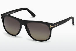משקפי שמש Tom Ford Olivier (FT0236 02D) - שחור, Matt