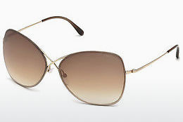 משקפי שמש Tom Ford Colette (FT0250 28F) - זהב