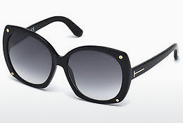 משקפי שמש Tom Ford Gabriella (FT0362 01B) - שחור