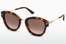 משקפי שמש Tom Ford FT0574 52G - חום, הוואנה