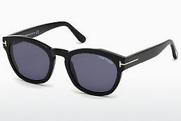 משקפי שמש Tom Ford FT0590 01V - שחור