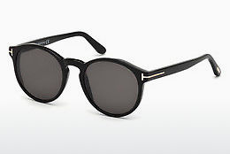 משקפי שמש Tom Ford FT0591 01A - שחור