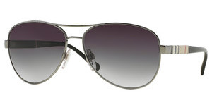 Burberry BE3080 10038G GRAY GRADIENTGUNMETAL