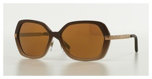Burberry BE4153Q 34266H BROWN MIRROR GOLDBROWN GRADIENT BEIGE